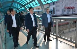 Phó Thủ tướng yêu cầu tăng tốc đoàn tàu Bắc – Nam lên 90 km/h