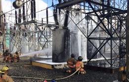Cháy lớn gây mất điện diện rộng tại Puerto Rico