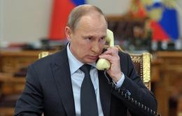 Tổng thống Nga điện đàm với lãnh đạo Syria, Iran và Saudi Arabia
