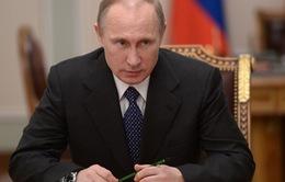 Tổng thống Nga cách chức 8 tướng lĩnh