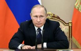 Nga đình chỉ thỏa thuận tiêu hủy plutonium với Mỹ