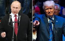 Ông Trump mong muốn hợp tác với Nga giải quyết vấn đề Syria