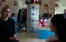 Kênh CNN thực hiện phóng sự về thiếu nữ Việt bị bán sang Trung Quốc