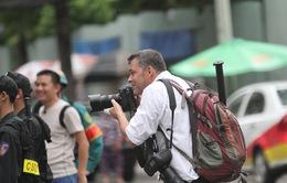 Sẽ tạo điều kiện cho phóng viên nước ngoài hoạt động tại Việt Nam