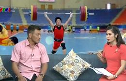 Sự khổ luyện của các vận động viên đằng sau tấm huy chương