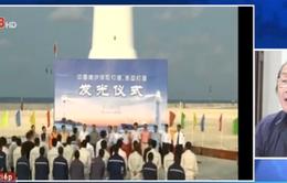 """""""Trung Quốc đang tính toán rút ngắn khoảng cách khống chế Biển Đông"""""""