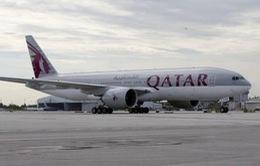 Máy bay Qatar Airways phải hạ cánh khẩn cấp