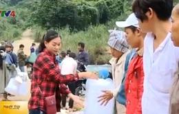 Hội Từ thiện tại Anh hỗ trợ người dân vùng lũ Quảng Bình