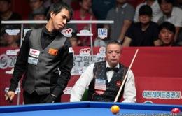 Trần Quyết Chiến giành á quân World Cup billiards, lên top 10 thế giới