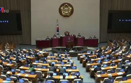 Quốc hội Hàn Quốc ấn định ngày bỏ phiếu luận tội Tổng thống