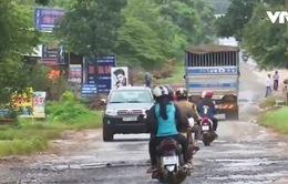 Đăk Nông: Quốc lộ 28 xuống cấp nghiêm trọng