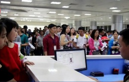 Sân bay Cam Ranh quá tải