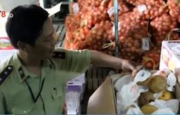 Đăk Lăk: Bắt giữ 750kg trái cây không rõ nguồn gốc