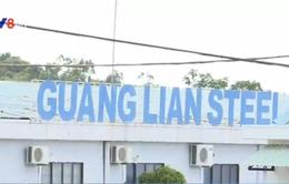 Chính thức dừng dự án nhà máy thép Quảng Liên Dung Quất