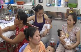 Yêu cầu Sở Y tế TP.HCM báo cáo tình trạng quá tải ở Bệnh viện Nhi đồng 1