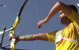Quân đội Brazil tham gia Olympic 2016 vì mục tiêu Vàng