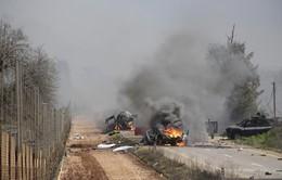 Đụng độ quân sự giữa Israel và phong trào Hezbollah