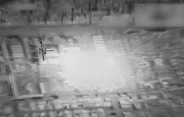 Quân đội Mỹ không kích vào cứ địa của IS tại Iraq