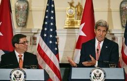 Mỹ, Cuba họp Ủy ban song phương lần thứ 3