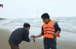 TT- Huế tăng cường kiểm tra độ an toàn của nước biển