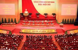 Sáng nay (28/1), bế mạc Đại hội đại biểu toàn quốc lần thứ XII của Đảng