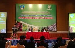Thúc đẩy hợp tác công - tư trong nông nghiệp