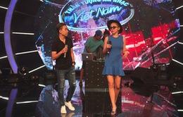 """Vietnam Idol: Tóc Tiên tất bật cùng thí sinh trước """"giờ G"""""""