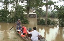 Chủ động đối phó với áp thấp nhiệt đới và mưa lũ