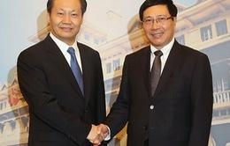 Quảng Tây (Trung Quốc) mong muốn hợp tác với các địa phương của Việt Nam