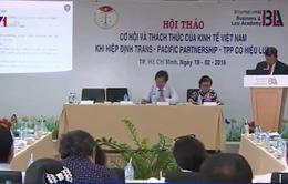 Cơ hội và thách thức của nền kinh tế Việt Nam khi TPP có hiệu lực