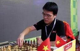 ĐT nam Việt Nam giành HCB cờ vua châu Á nội dung cờ nhanh