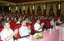 Văn nghệ sỹ học tập, quán triệt Nghị quyết Đại hội XII của Đảng