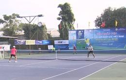Ngày thi đấu thứ 4 Giải quần vợt các tay vợt xuất sắc Việt Nam 2016: Xác định chức vô địch đầu tiên