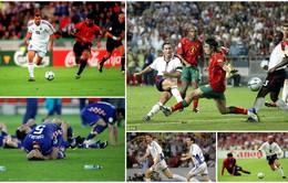 Năm trận tứ kết hay nhất trong lịch sử EURO
