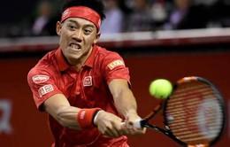 Tokyo Open: Berdych và Nishikori dừng bước ở ngày thi đấu thứ 3