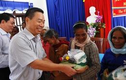 Khánh Hòa: Hơn 30 tỷ đồng tặng quà dịp Tết