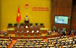 Từ hôm nay (30/3), Quốc hội bắt đầu quyết định nhân sự Nhà nước