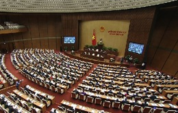 Quốc hội thông qua Nghị quyết về kế hoạch phát triển kinh tế - xã hội năm 2017