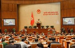Quốc hội miễn nhiệm một số thành viên Hội đồng Bầu cử Quốc gia
