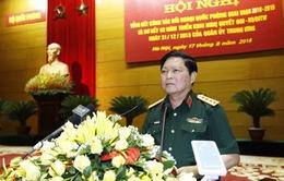 Công tác đối ngoại quốc phòng tạo nhiều đột phá