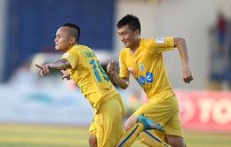 Tổng hợp lượt trận ngày 30/7, vòng 18 V.League: FLC Thanh Hóa, SHB Đà Nẵng gây sức ép với Hải Phòng!