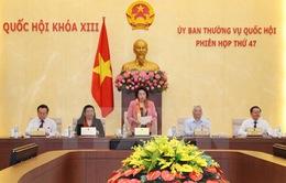 Ủy ban Thường vụ Quốc hội họp phiên 48