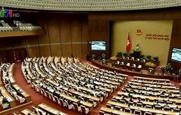 Quốc hội tiếp tục thảo luận Báo cáo công tác nhiệm kỳ