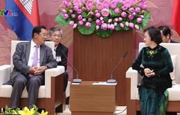 """""""Quốc hội Việt Nam sẽ phối hợp chặt chẽ với Quốc hội Campuchia"""""""