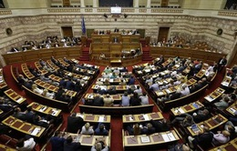 Quốc hội Hy Lạp thông qua gói cải cách mới
