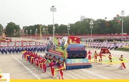 """THTT giao lưu nghệ thuật """"Tự hào trí tuệ lao động Việt Nam"""" (20h10, VTV1)"""