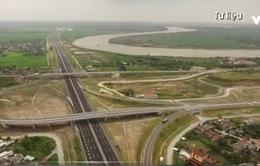Xây 4 trục đường nối trung tâm Hà Nội với đô thị vệ tinh