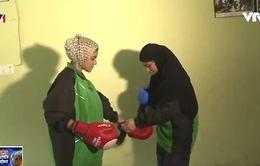 Cặp mẹ con vượt qua định kiến trở thành vận động viên boxing