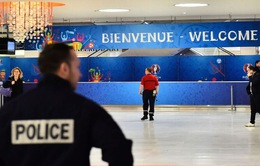 Mỹ đưa ra cảnh báo an toàn với người dân tới Pháp dịp Euro 2016