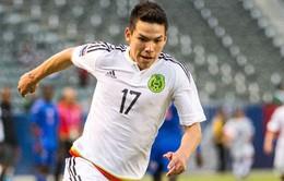 """Man Utd """"chết mê chết mệt"""" sao trẻ của Mexico"""